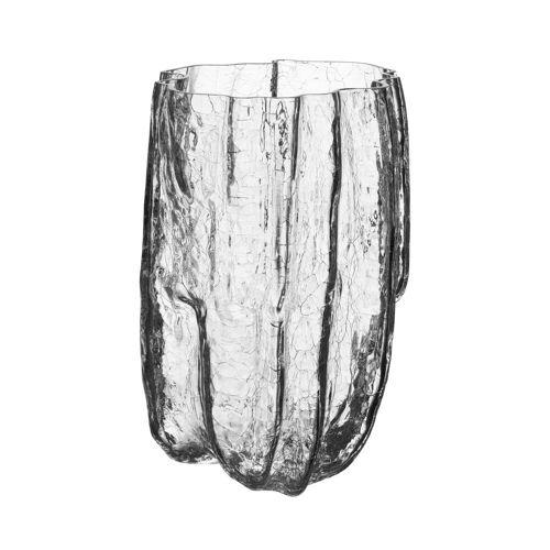 Kosta Boda Crackle Vase 28cm Klar