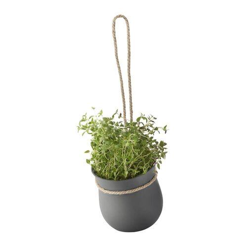 RIG-TIG Grow-It Kräutertopf grau