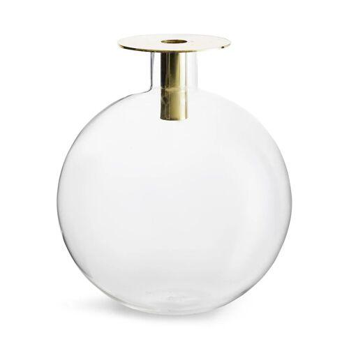 Sagaform Top Vase 22cm Gold