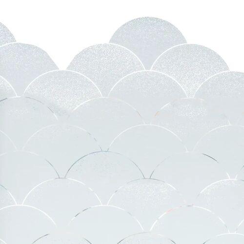 Siluett Frost Clouds Fensterfilm 48 x 120