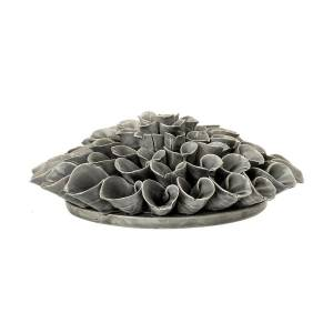 Bloomingville Deko-Blume Stone grey