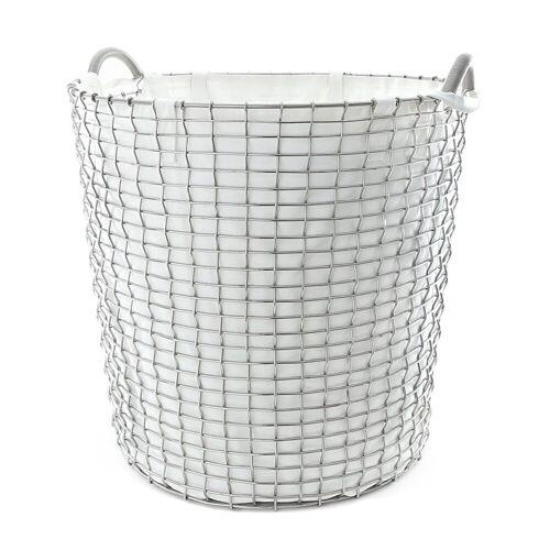 Korbo Wäschebeutel für Korbo-Korb weiß 65 Liter