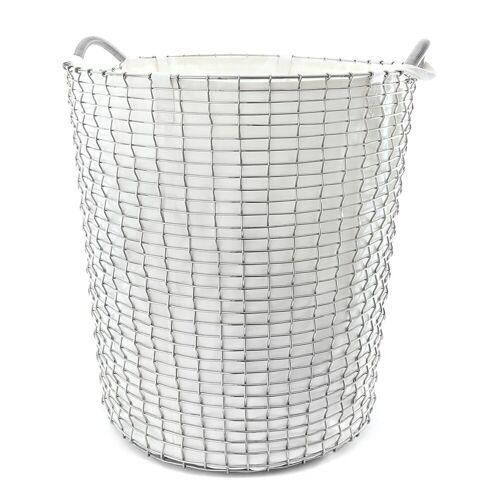 Korbo Wäschebeutel für Korbo-Korb weiß 80 Liter