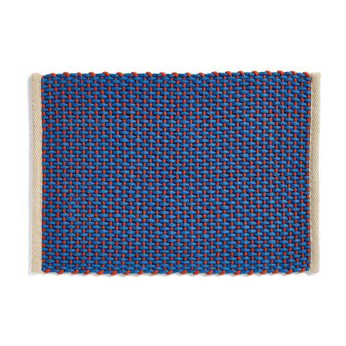 HAY Fußabstreifer 50 x 70cm Blue