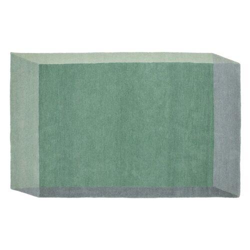 Puik Iso Teppich rechteckig grün