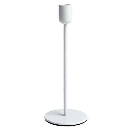 Scandi Living Arctic Kerzenhalter 22cm weiß
