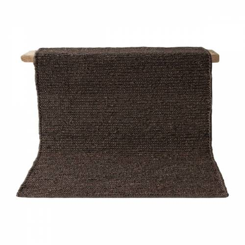 Tell Me More Sumak Hanfteppich 200 x 300cm Brown
