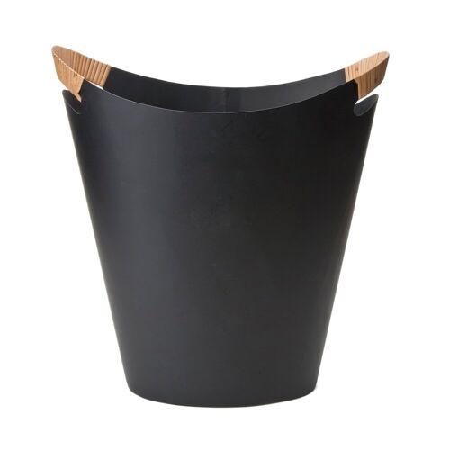 Ørskov Papierkorb schwarz