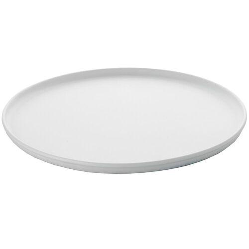 Alessi A Tempo Tablett für Geschirrabtropfer weiß