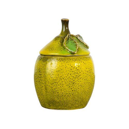 By On Lemon jam Schale mit Deckel 15,5cm Gelb