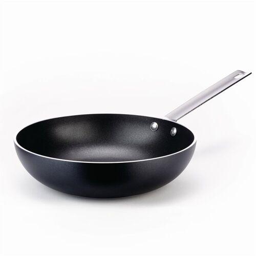 Alessi Mami 3.0 tiefe Pfanne schwarz 26,5cm