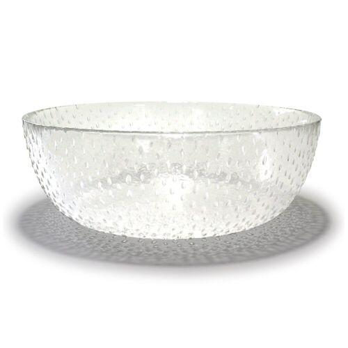 Aida Raw Glasschale Ø26,5cm Klar