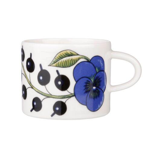Arabia Paratiisi Kaffeetasse 18cl blau