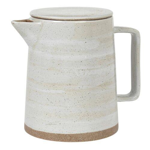 Broste Copenhagen Grød Teekanne 1,3l Sand