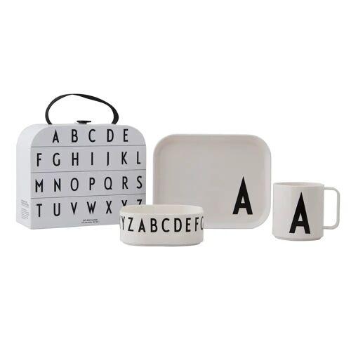 Design Letters Kindergeschirr Set A