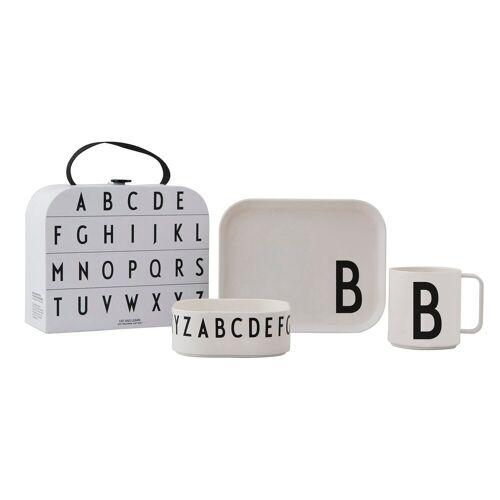 Design Letters Kindergeschirr Set B