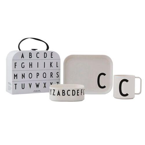Design Letters Kindergeschirr Set C