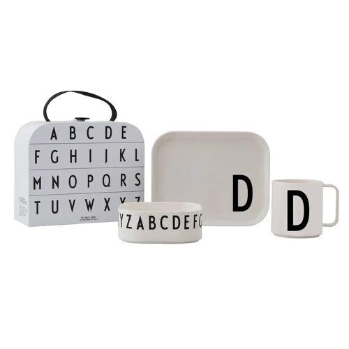 Design Letters Kindergeschirr Set D