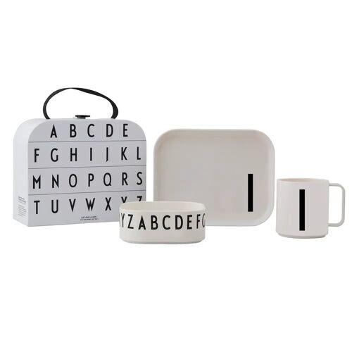 Design Letters Kindergeschirr Set I