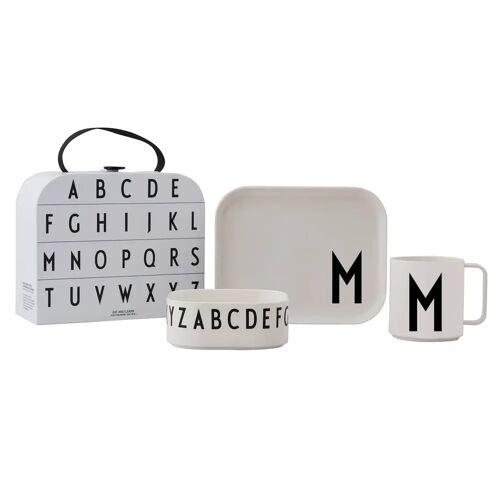 Design Letters Kindergeschirr Set M
