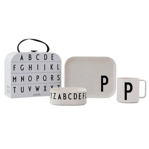 Design Letters Kindergeschirr Set P