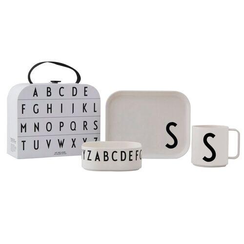 Design Letters Kindergeschirr Set S