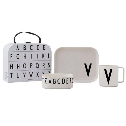 Design Letters Kindergeschirr Set V