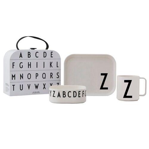 Design Letters Kindergeschirr Set Z