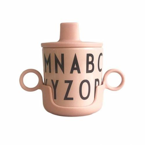Design Letters Grow with your cup ABC Tasse Nude