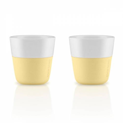 Eva Solo Espresso Becher 2er Pack Lemon drop
