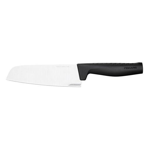 Fiskars Hard Edge Santoku Küchenmesser 16cm Edelstahl