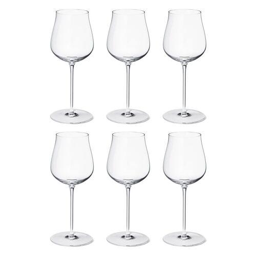 Georg Jensen Sky Weißweinglas 35cl 6er Pack Kristallin