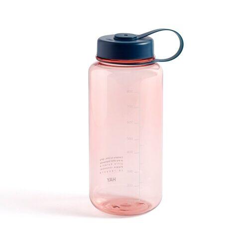 HAY Wasserflasche 0,9 L Rose