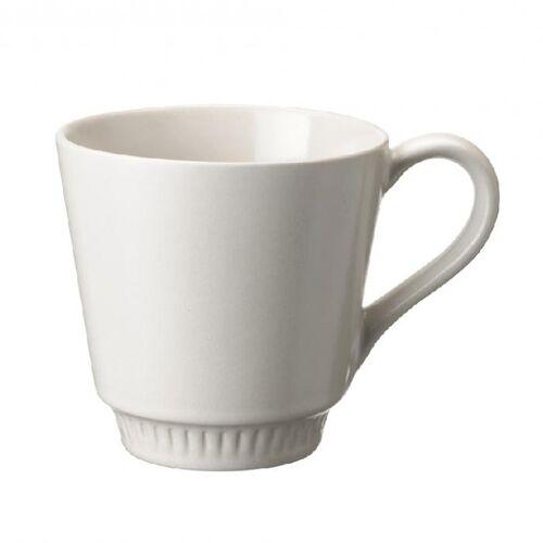 Knabstrup Keramik Knabstrup Tasse 28cl weiß