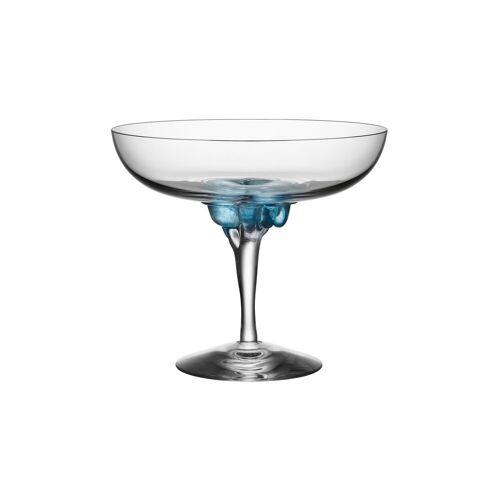 Kosta Boda Sugar Dandy Coupeglas 32cl blau