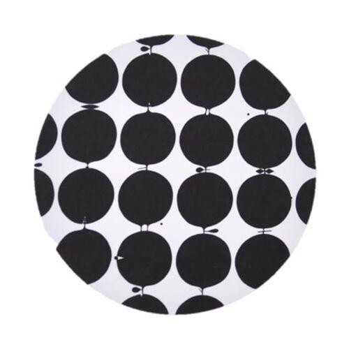 Opto Design Tallyho Topfuntersetzer Ø 21cm schwarz-weiß