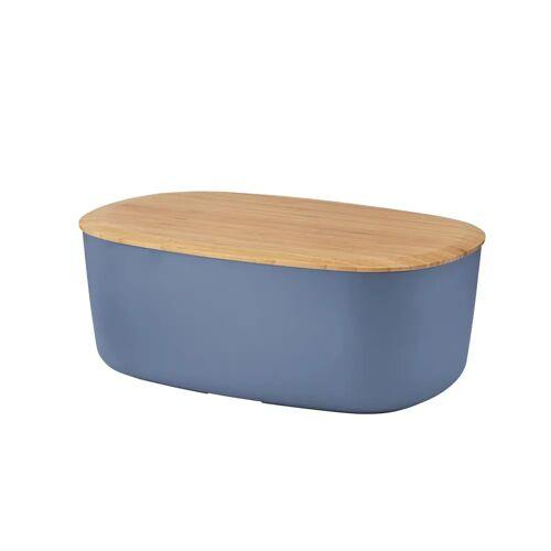 RIG-TIG Box-It Brotkasten dunkel blau