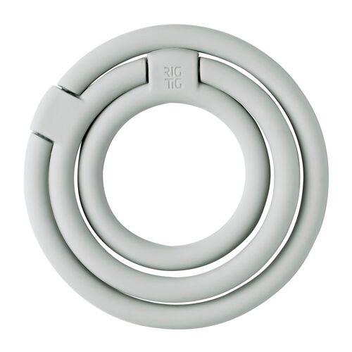 RIG-TIG CIRCLES Topfunterrsetzer Ø13cm Hellgrau
