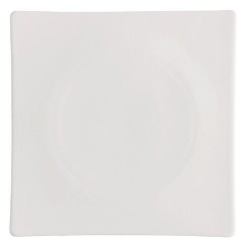 Rosenthal Jade quadratischer Teller 27cm weiß