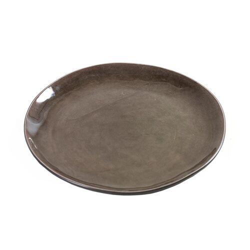 Serax Pure kleiner Teller 20,5cm Grey