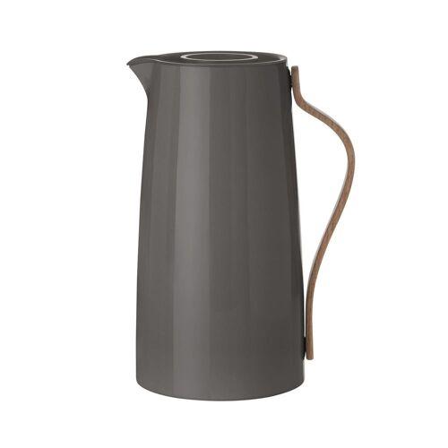 Stelton Emma Kaffee-Isolierkanne grau