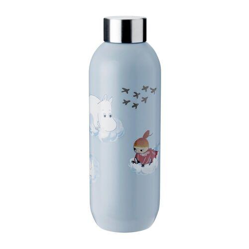 Stelton Keep Cool Mumin Flasche 0,75 l Softcloud