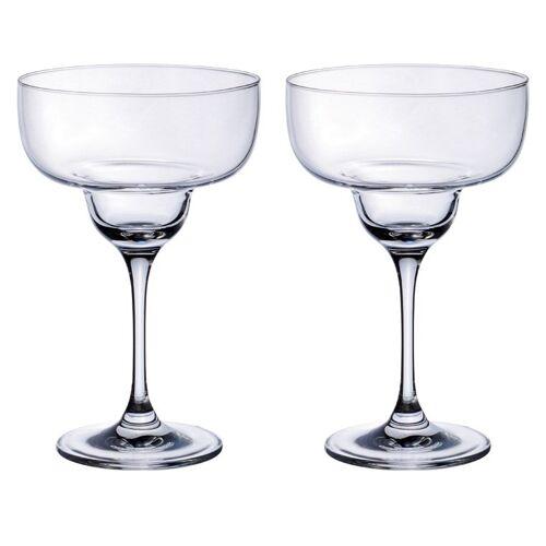 Villeroy & Boch Purismo Margaritaglas 2er Pack Klar