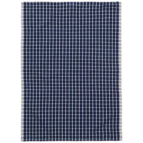 Ferm Living Hale Geschirrtuch 50x70 cm Blue-off white