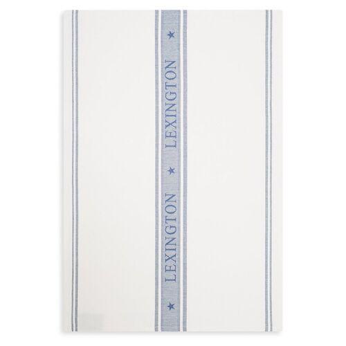Lexington Icons Star Geschirrtuch 50 x 70cm White-blue