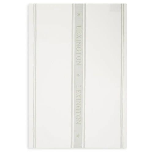 Lexington Icons Star Geschirrtuch 50 x 70cm White-sage green