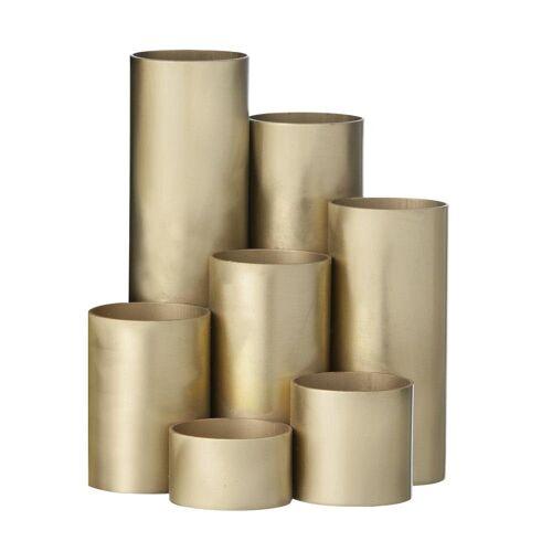 Ferm Living Brass Stifthalter Ø 6cm