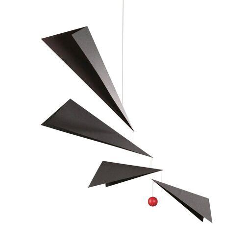 Flensted Mobiles Wings Mobile schwarz