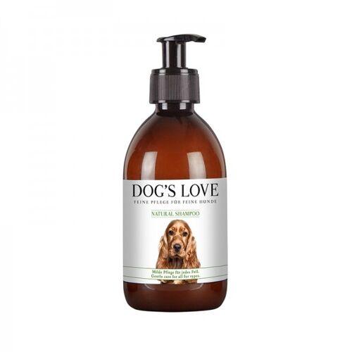 Dog's Love Natural Shampoo 300ml Hundepflege