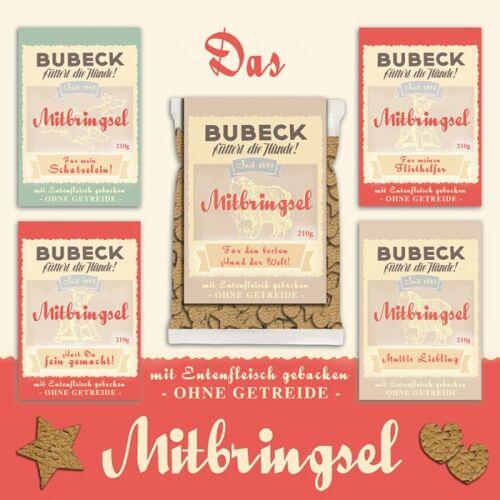 Bubeck Das Mitbringsel Classic 210g Hundesnack